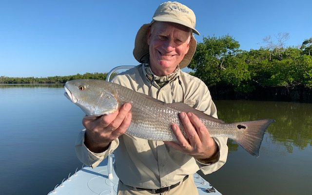 10,000 Islands Fishing Report By Capt. Wright Taylor