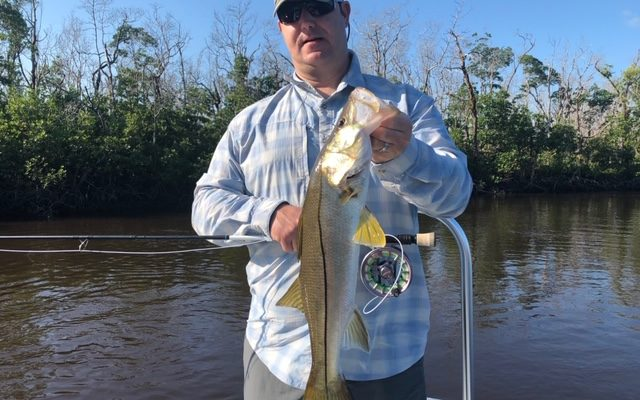 Everglades & 10,000 Islands Fishing Report By Capt. Wright Taylor