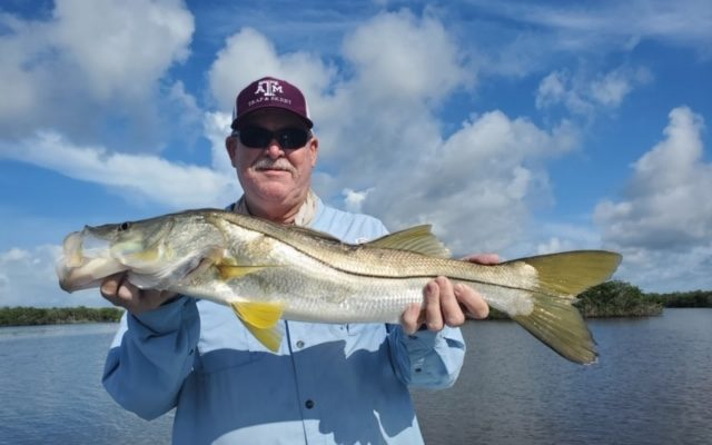 Everglades Backcountry Fishing Report