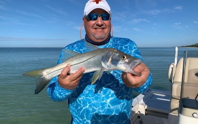 Everglades Winter Fishing Report By Capt. Wright Taylor
