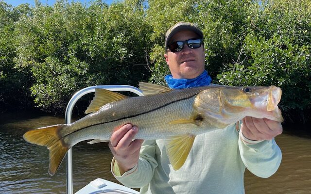 Everglades Backcountry Fishing Report By Capt. Wright Taylor