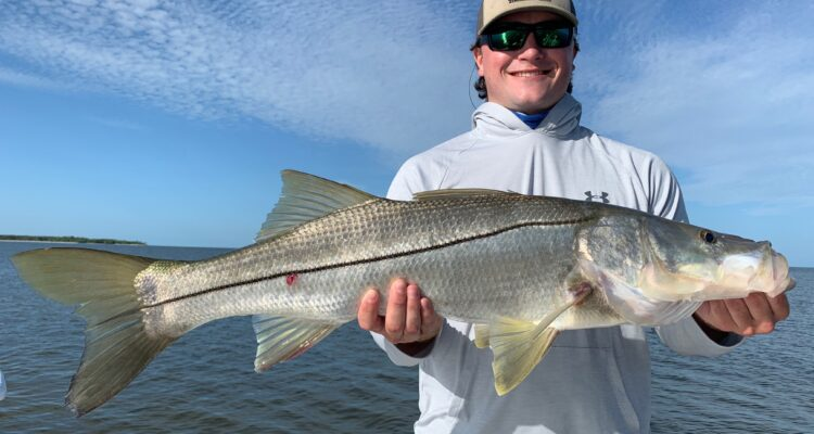 Everglades Fishing Report